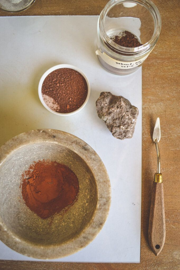 An Experts Guide To Natural Earth Pigments In 2020 Earth Pigments