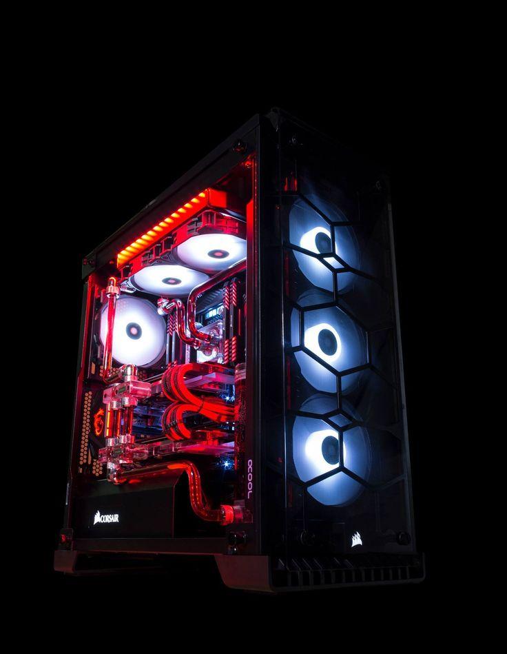Case Mod Friday: Corsair 570X | Computer Hardware Reviews - ThinkComputers.org