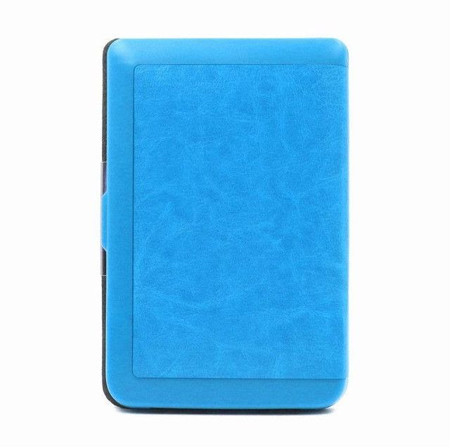 Magnetic Clasp PU Leather Pocketbook Case pouch cover jacket for PocketBook 622 623 6 inch Display E-BOOK Reader free shipping