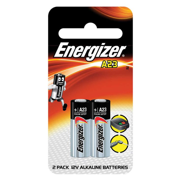 Energizer Miniature Alkaline Battery: A23 2 Pack  #futurelightledlightssouthafrica #futurelight #ledlights #led