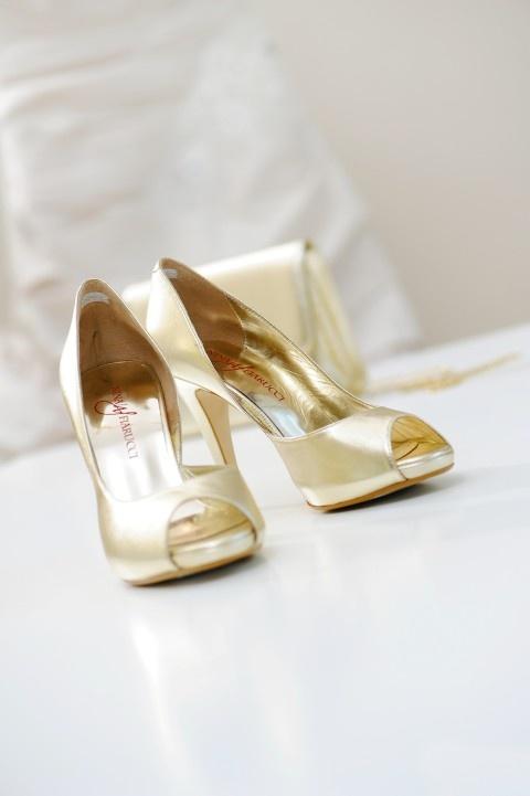 Model Marion gold I galaschoenen I feestschoenen I party shoes