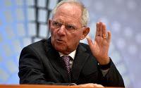 Σόιμπλε: Το πράγμα δεν μπορεί να δουλέψει αν η Ελλάδα συνεχίσει να αποτυγχάνει
