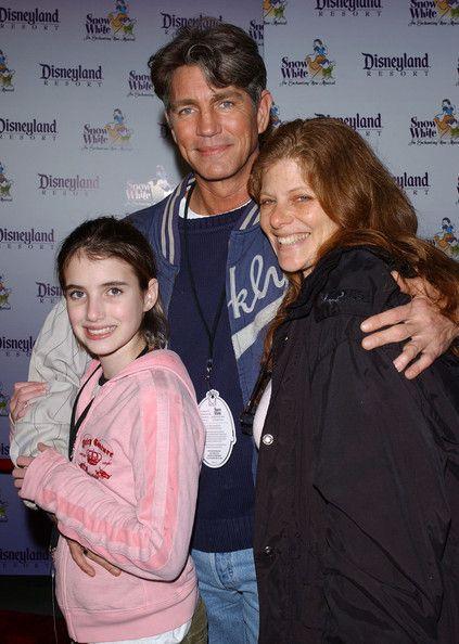 Emma Roberts (Daughter) and Eric Roberts