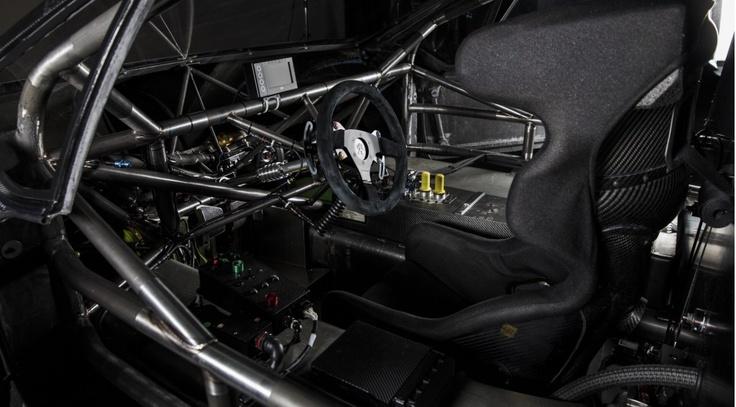 Peugeot 208 T16 - interior