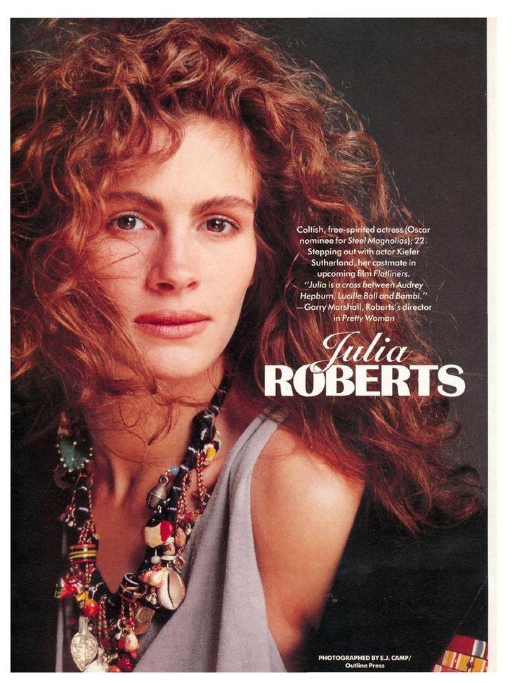 young julia roberts