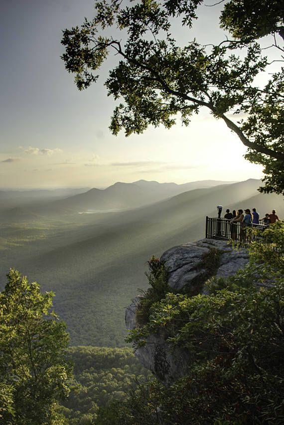 Caesar's Head State Park  Greenville South Carolina