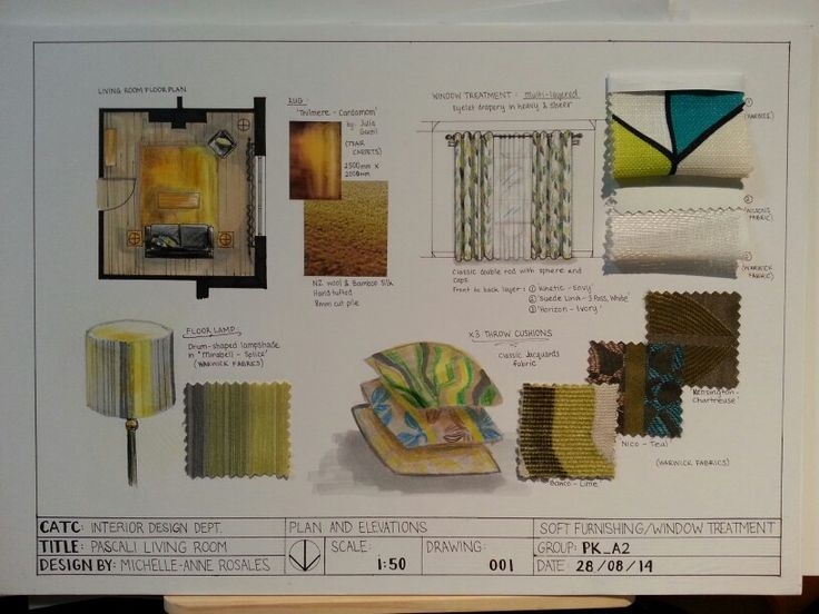 Floor Elevation Technique : Hand rendered floor plan sketches and elevation t