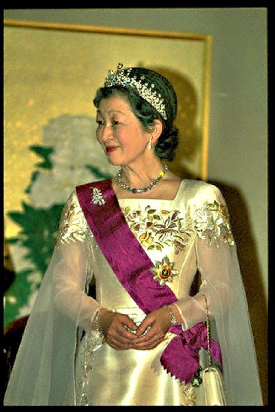 美智子皇后陛下 Empress Michiko of Japan