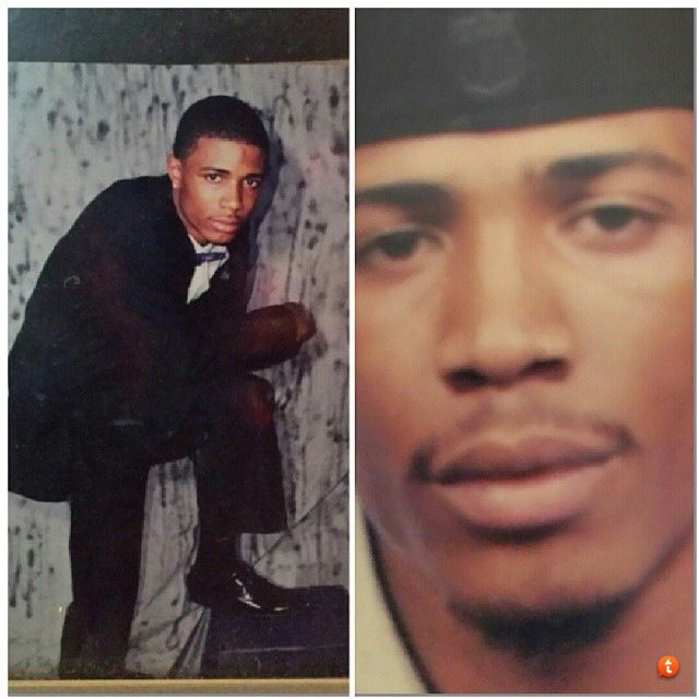 August Alsina Brother Melvin LaBranch III | Queens and ...