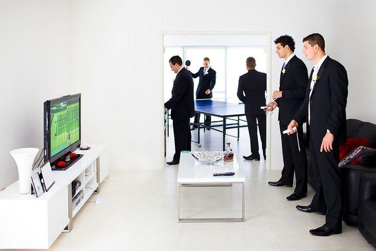 Boys have it hard on a wedding day. www.stellar-visions.com