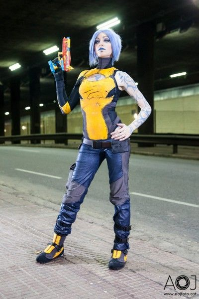 Borderlands Maya Costume