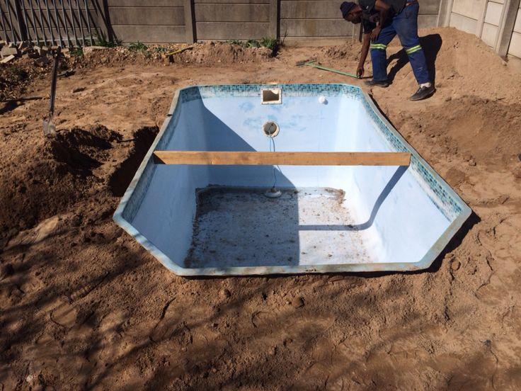 Pool renovation in Paarl