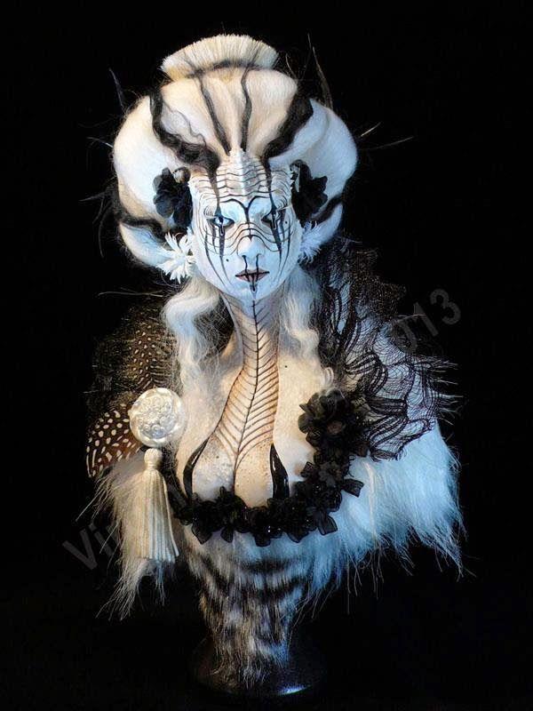 virginie ropars | Special work for Spectrum Fantastic Art Live 2, 30cm
