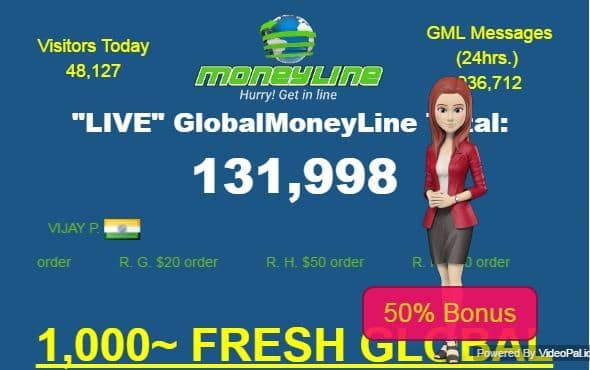 $10 Bonus To Join My GML Team #The_Downliner