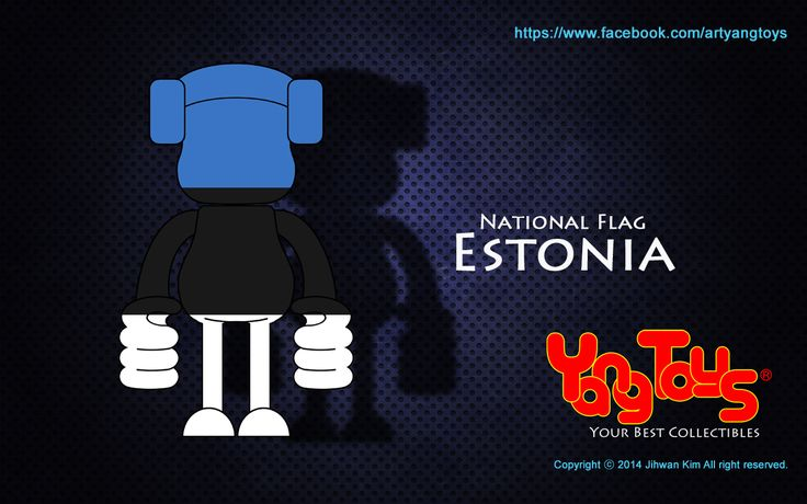 National Flags - Estonia