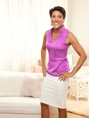 Robin Roberts Interview - Robin Roberts on Cancer and Book - Good Housekeeping
