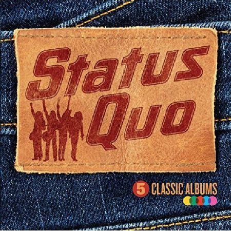 #5 Classic Albums - Status Quo CD #Track Listings Disc 1 1 Donand39;t Waste My Time 2 Oh Baby 3 A Year 4 Unspoken Words 5 Big Fat Mama 6 Paper Plane 7 All The Reasons 8 Roadhouse Blues Disc 2 1 Roll Over Lay Down 2 Claudie 3 Reason For Living 4 Blue Eyed Lady 5 Caroline 6 Softer Ride 7 And Itand39;s Better Now 8 Forty-Five Hundred Times Disc 3 1 Backwater 2 Just Take Me 3 Break The Rules 4 Drifting Away 5 Donand39;t Thi (Barcode EAN=0600753640616)
