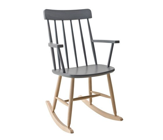 Chloë-R/46 by Hutten | Rocking chairs / armchairs