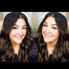 ~Loose Curls Tutorial~ Plus special codes for our readers! | Deux Bella