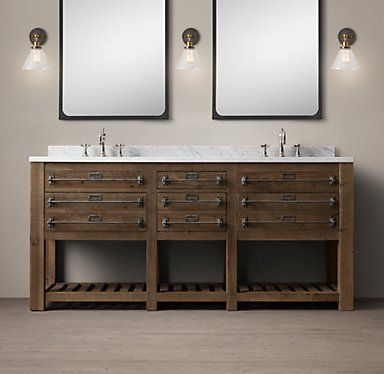 Elegant Hardwarebathroomvanitiesincrediblebathroomrestorationhardware