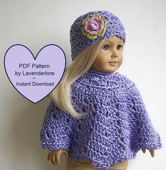 1653 Best Crochet For American Doll Images On Pinterest Crochet