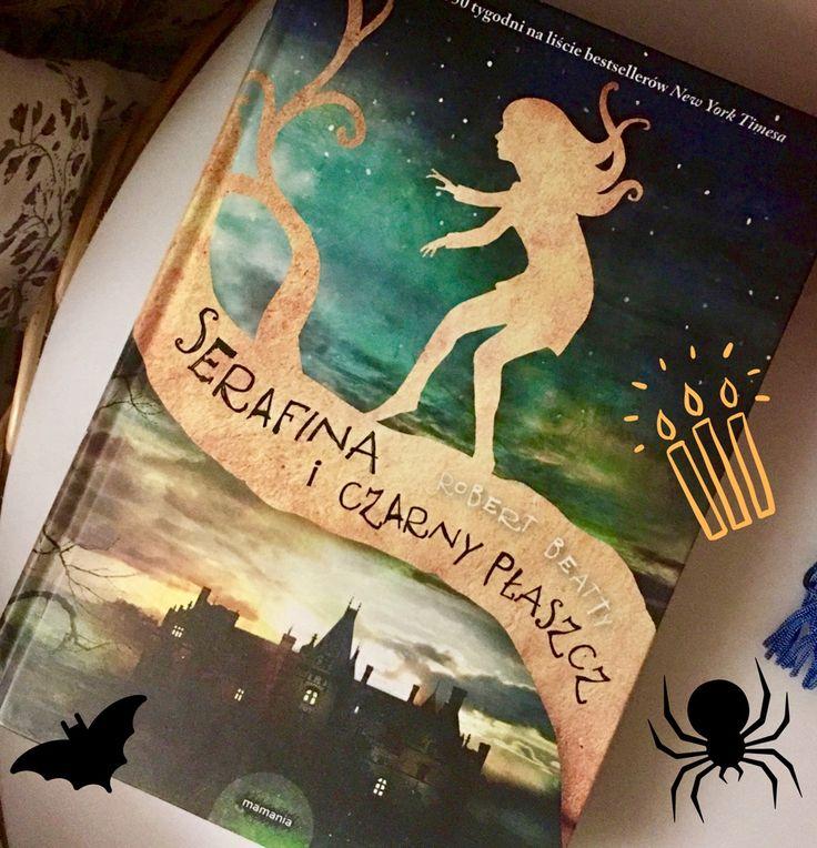 Poczytaj dziecku: Serafina i czarny płaszcz