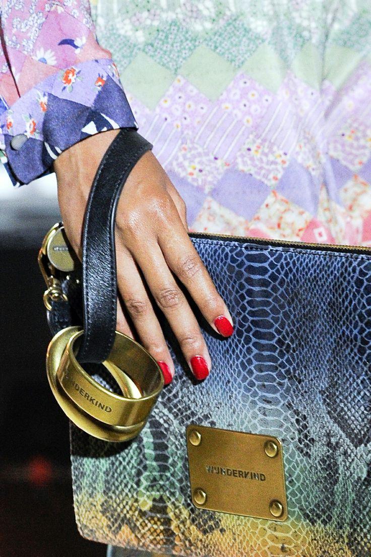 Manicure: trendy wiosna-lato 2014, Wunderkind, fot. Imaxtree