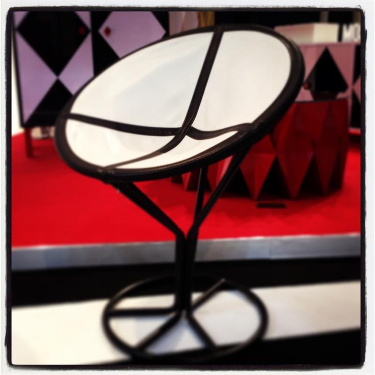 #pace easychair, design Garilab by Piter Perbellini for #altreforme @iSaloni 2013  #interior #home #decor #homedecor #furniture #aluminium