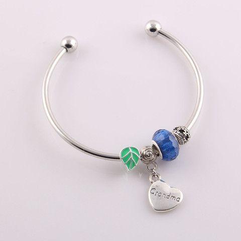 Stunning Grandma Pandora Style Bracelet