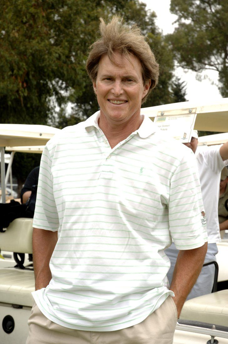 Pin for Later: See Bruce Jenner's Impressive Journey Through the Years 2006 Bruce was a regular on the golf course and often played in charity tournaments including one for the LA Police Department in May 2006.