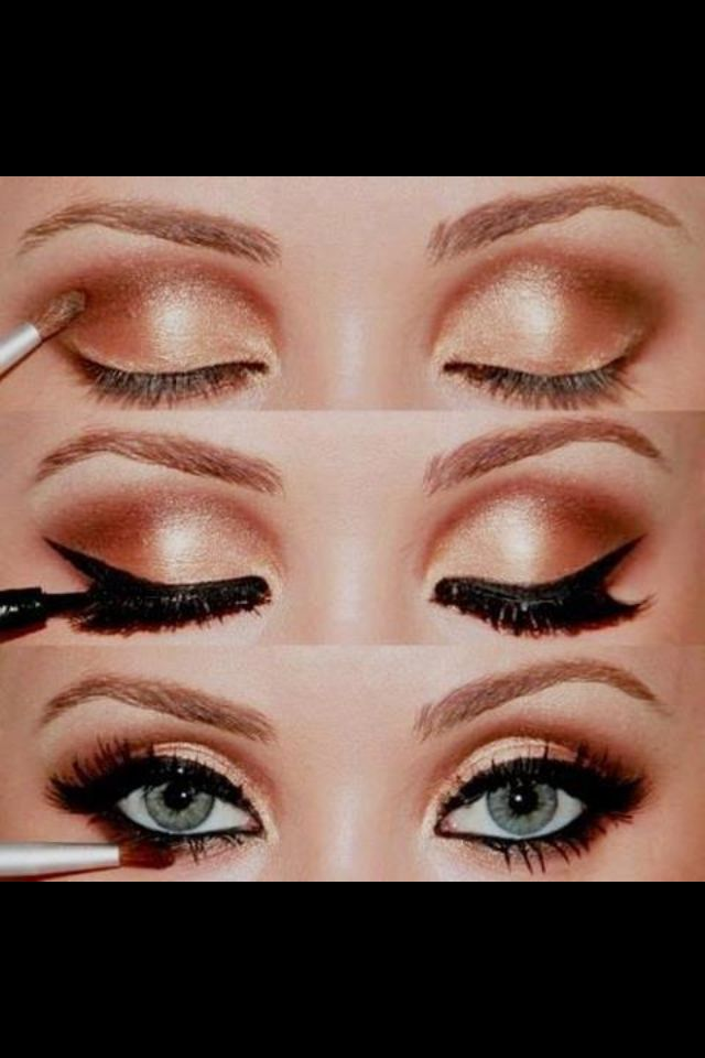 Eye Makeup Tutorial Evening – Women Fashion Inspiration