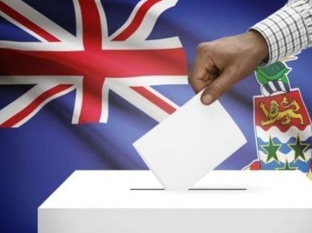 Islas Caimán en elecciones generales