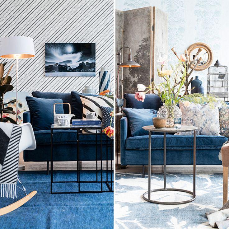 Inreda vardagsrum är inte alltid lätt. Här får du inspiration i både romantisk, modern och klassisk stil. Få också expertens tips till inredningen.