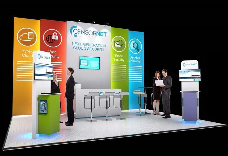 8m x 8m exhibition stand design                                                                                                                                                                                 More