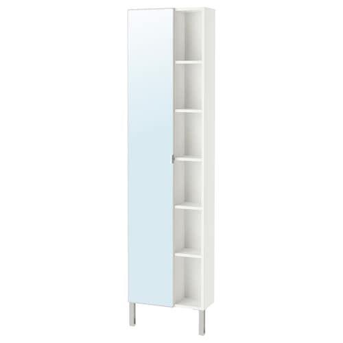 Ikea Lillangen Spiegelkast 1 Deur 1 Afsluitelement Badezimmer Spiegelschrank Spiegelschrank Hochschrank