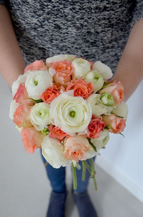 Wiosenny bukiet    |   wykonanie, zdjęcie: minwedding
