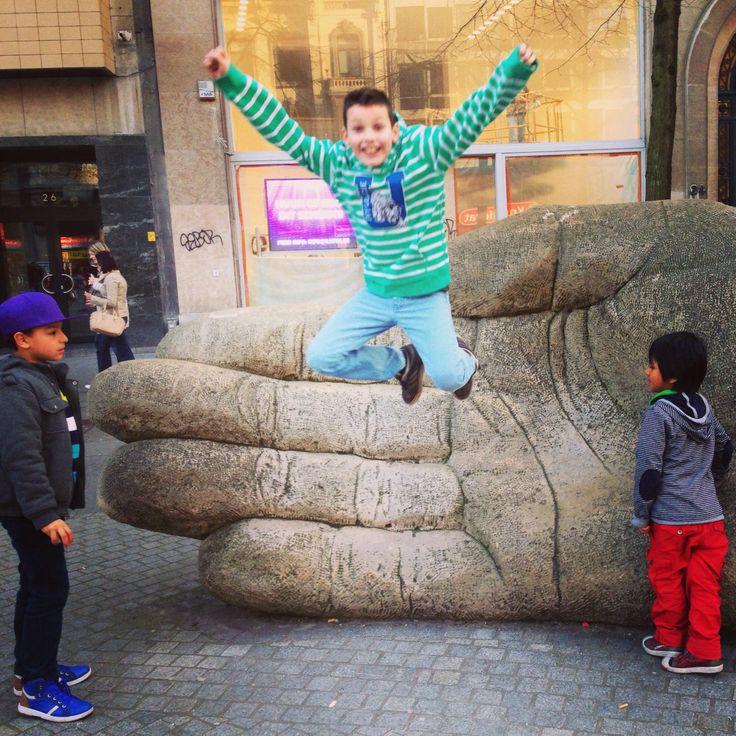 Zoon in Antwerpen