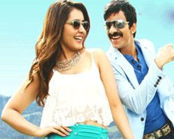 Ravi Teja, Raashi back together?