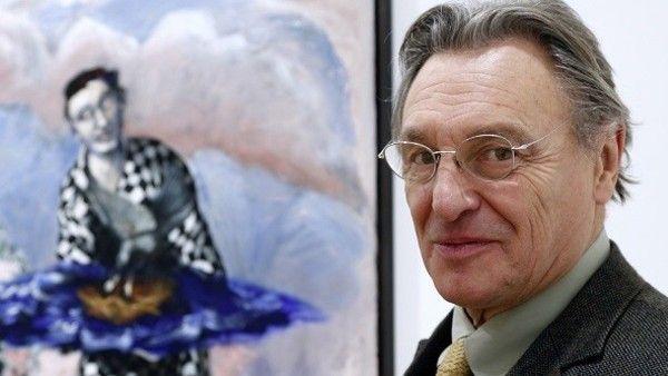 Gérard Garouste, le peintre du Verbe | Pèlerin