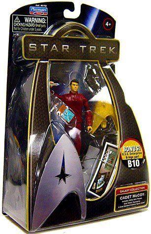 Star Trek - Movie 2009 - Galaxy Collection - CADET McCOY - 3 3/4 Inch /ca. 10cm Action Figur - incl. @ niftywarehouse.com