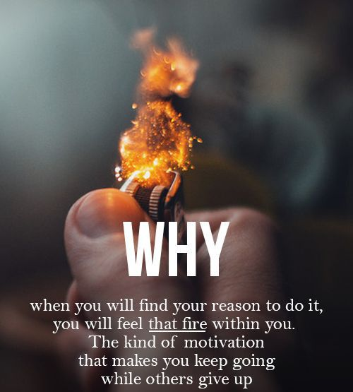 Finding answer to my whys!