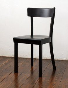 Frankfurter Stuhl Schwarz Stuhle Pinterest Stuhl Schwarz