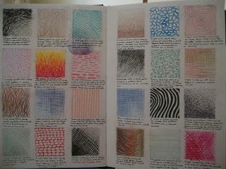 Lyzanne: Markmaking techniques