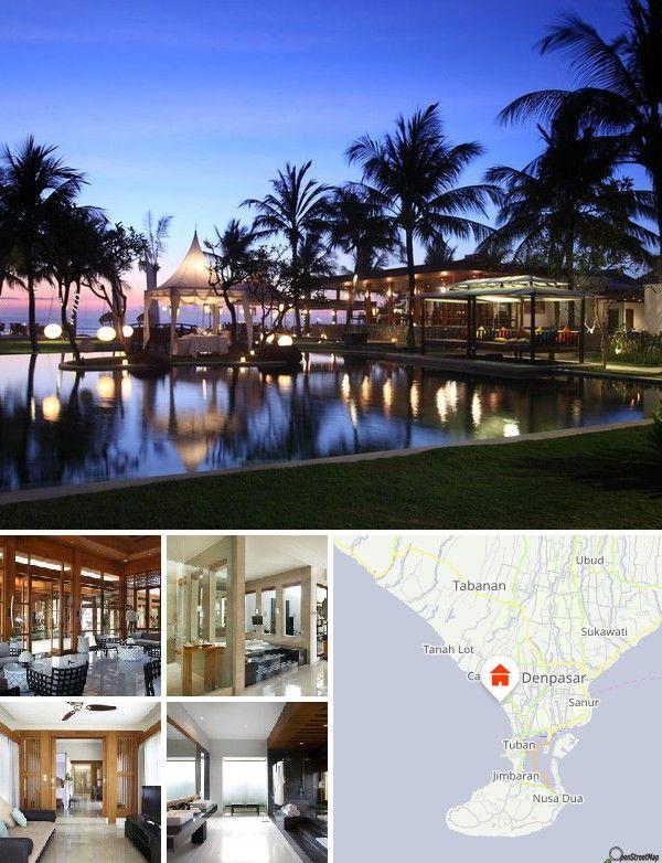 Cet hôtel est niché dans la région de Seminyak, au cœur de jardins tropicaux luxuriants. Il est situé au bord d'une plage de sable blanc et offre une vue époustouflante sur les eaux étincelantes de l'océan Indien. Il y a des magasins et des lieux de divertissement à seulement 5 min (à Legian), tandis que l'aéroport international de Ngurah Rai est à 30 min en voiture.