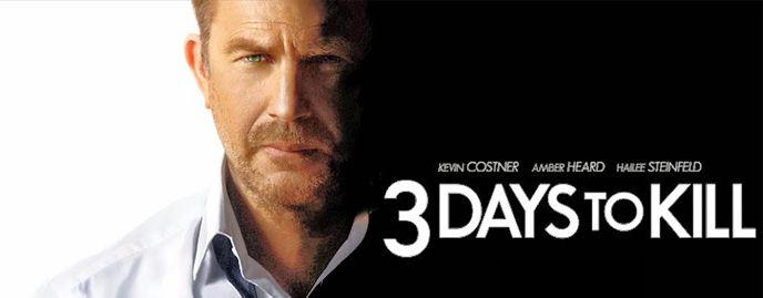 JUAL FILM BLURAY 3 DAYS TO KILL