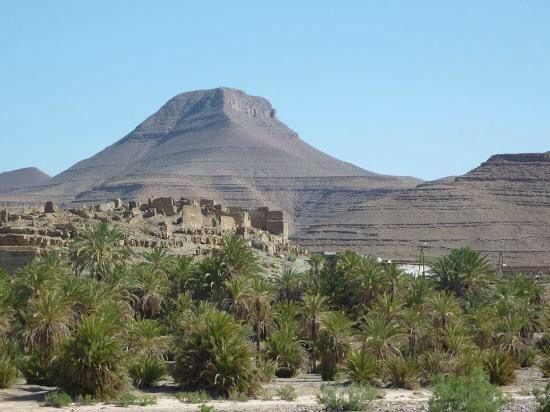 Tissint near Tata South Morocco