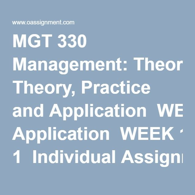 mgt 330 week 2 discussion questions Mgt330 mgt/330 mgt 330 week 4 discussion 2/dq 2 career goal [[latest]] creating a career goal you are planning a career in management using the goal form (the four-step process outlined below) create your own career goal.