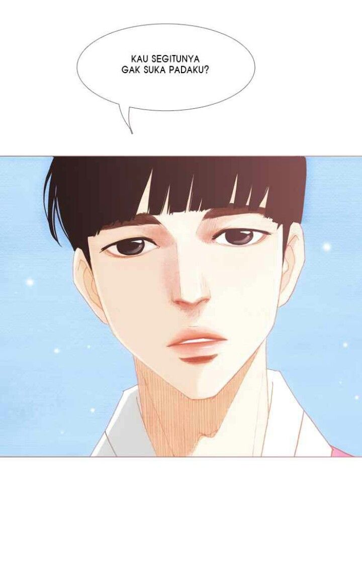 Nam Kijeong from Spirit Finger, Webtoon by kyoungchal han.