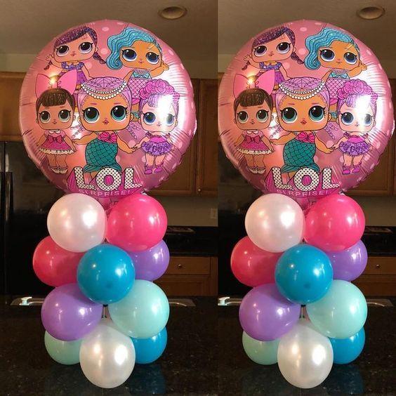 21 LOL Surprise Birthday Party Ideas
