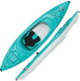 Pelican Trailblazer 100 Kayak - Dick's Sporting Goods, $199.98 (2016 July 4 Sale, $299.99 regularly)